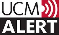 UCM Alert graphic